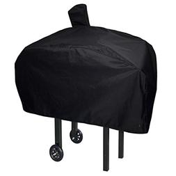 """Mini Lustrous Grill Cover for Camp Chef Model DLX 24"""", Smoke"""