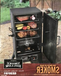 Smoke Hollow GS30181  30-Inch Propane Gas Smoker
