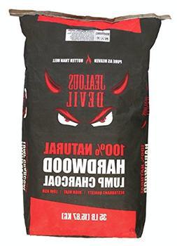 Jealous Devil 100% Natural Hardwood Lump Charcoal, Restauran