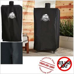 Heavy duty Pellet Smoker Cover Polyester with PVC protect Mo