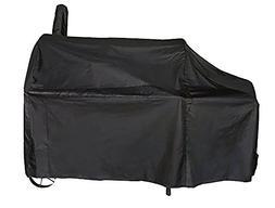 iCOVER 600D Heavy-Duty Premium Classic Outdoor Canvas BBQ Ba