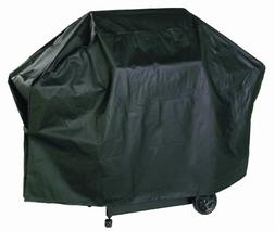 HEAVY-WEIGHT Grill Cover 4 Burner Rip-Stop Weather Resistant
