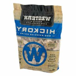 Hickory Wood Chips For Smoking Meat Pork Ribs Bbq Electric S