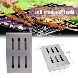 Homefavor Smoker Box Meat Smokers Box in Barbecue Grilling A