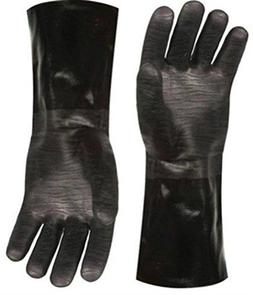 Artisan Griller Best Insulated Food Gloves -14 Length for Ba