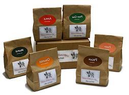 Jax Smok'in Tinder - FINE Wood Chips Sampler Pack for STOVET