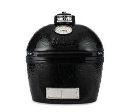 Primo JR200 BBQ Smoker Bake Grill Ceramic Lump Coal Outdoor