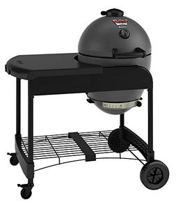 Char-Griller 6520 Akorn Kamado Kooker Charcoal Grill with Ca