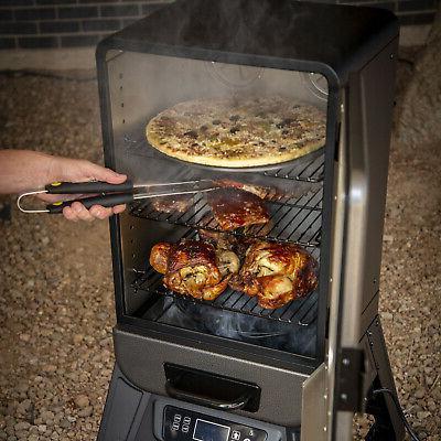 2-Series Digital Smoker Rack Outdoor Cooking