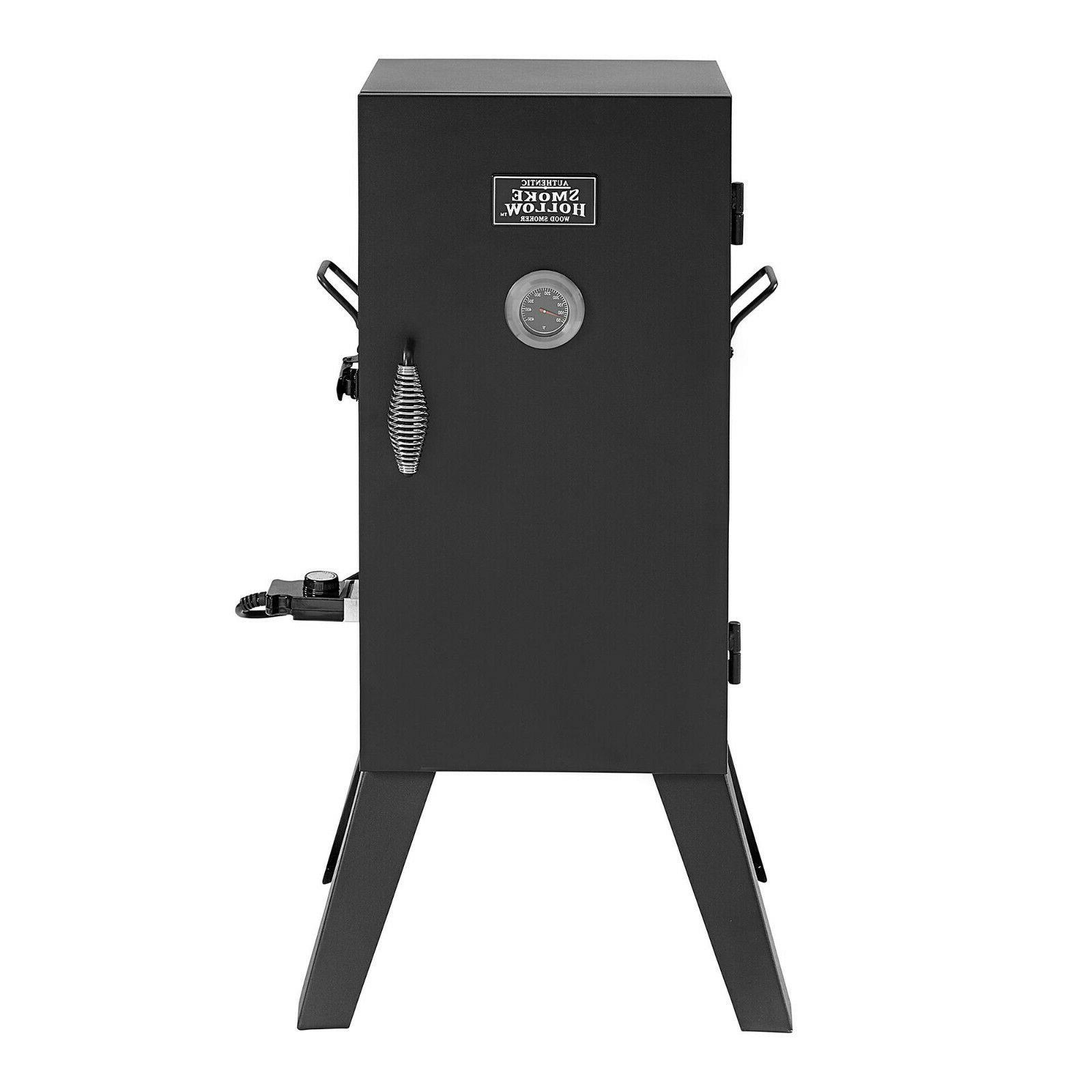 26 inch vertical electric smoker
