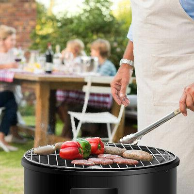 3 in Charcoal Smoker Vertical Grill Thermometer