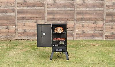 New Electric Smoker