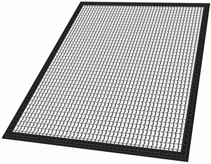30 Inch Fiberglass Mesh Mat For Fish And Vegetable Smoker Pa