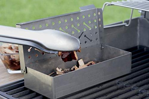 Weber Universal Steel Smoker Box
