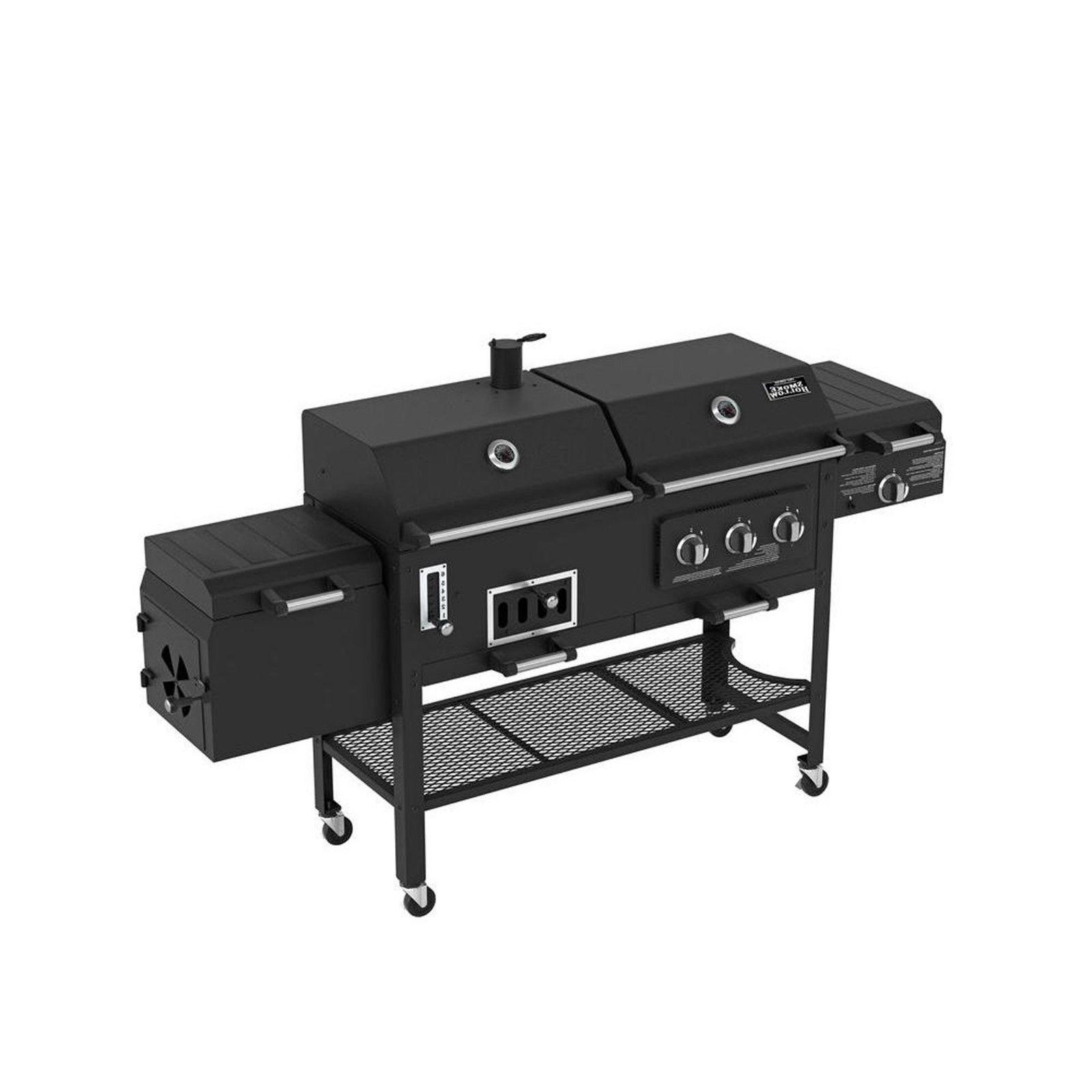Smoke Hollow Gas/Charcoal Grill
