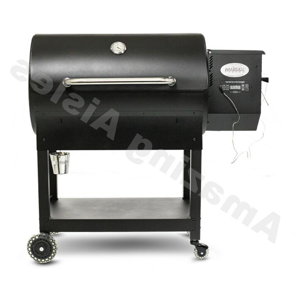 Louisiana Grills 900 Series Electric Wood Pellet BBQ
