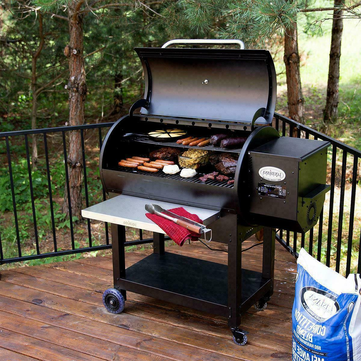 Louisiana Grills 900 Series Electric Wood Pellet Grill