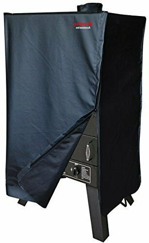 BroilPro Accessories SC44 Smoker Cover for 44-Inch Smoker/Gr