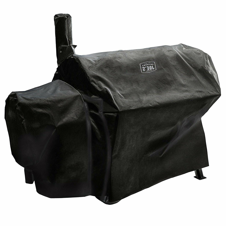 Char-Broil Oklahoma Joe's Highland Reverse Flow Smoker Cover