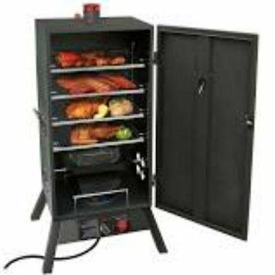Landmann Outdoor Cooking Grill Smoker 34 in Vertical Propane