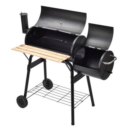 anti rust bbq charcoal grill backyard barbecue