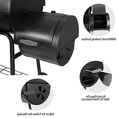 Royal Grill 30'' Inch, for Camping, Black