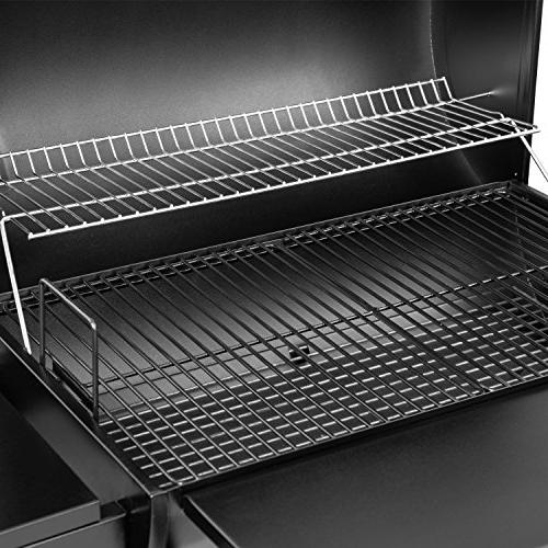 Royal Grill and 30'' 800 Square Inch, Outdoor Black