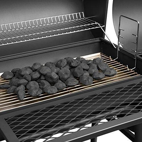 Royal Charcoal Grill with Offset 30'' L, Process Paint Not