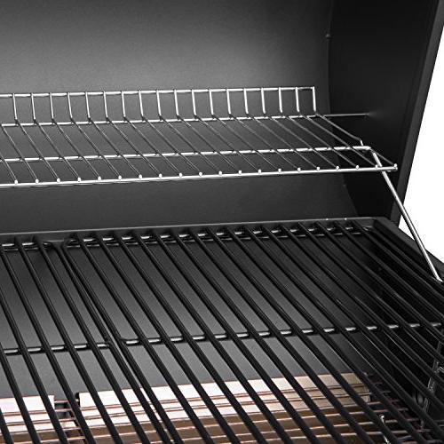Royal BBQ Grill 30'' Process