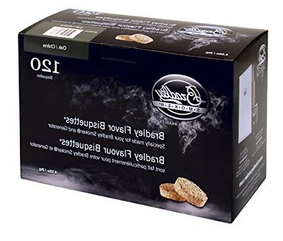 bisquettes 120 pack smoking smoker wood chips