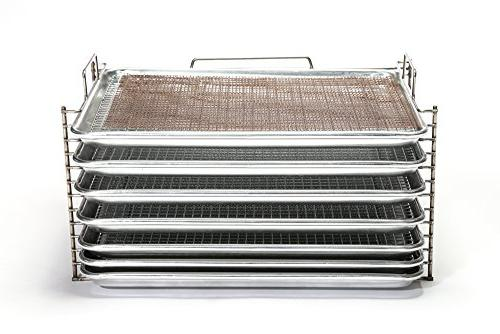 br6 ultimate package grill tray system grill