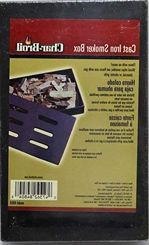 Char-Broil Cast Box