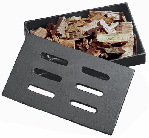 cast iron smoker