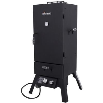 Char-broil 12701705-di Vertical Lp Gas Bbq & Smoker Oven, 45