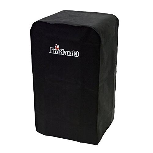 char broil 40 digital electric smoker cover