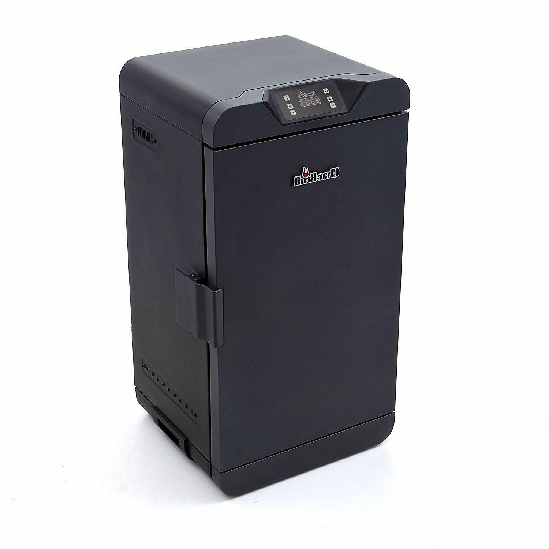 char broil standard digital electric smoker 725