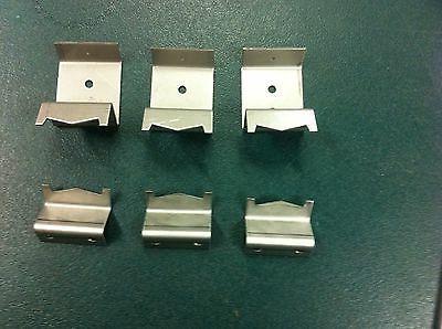 CHAR-GRILLER brackets for front/back