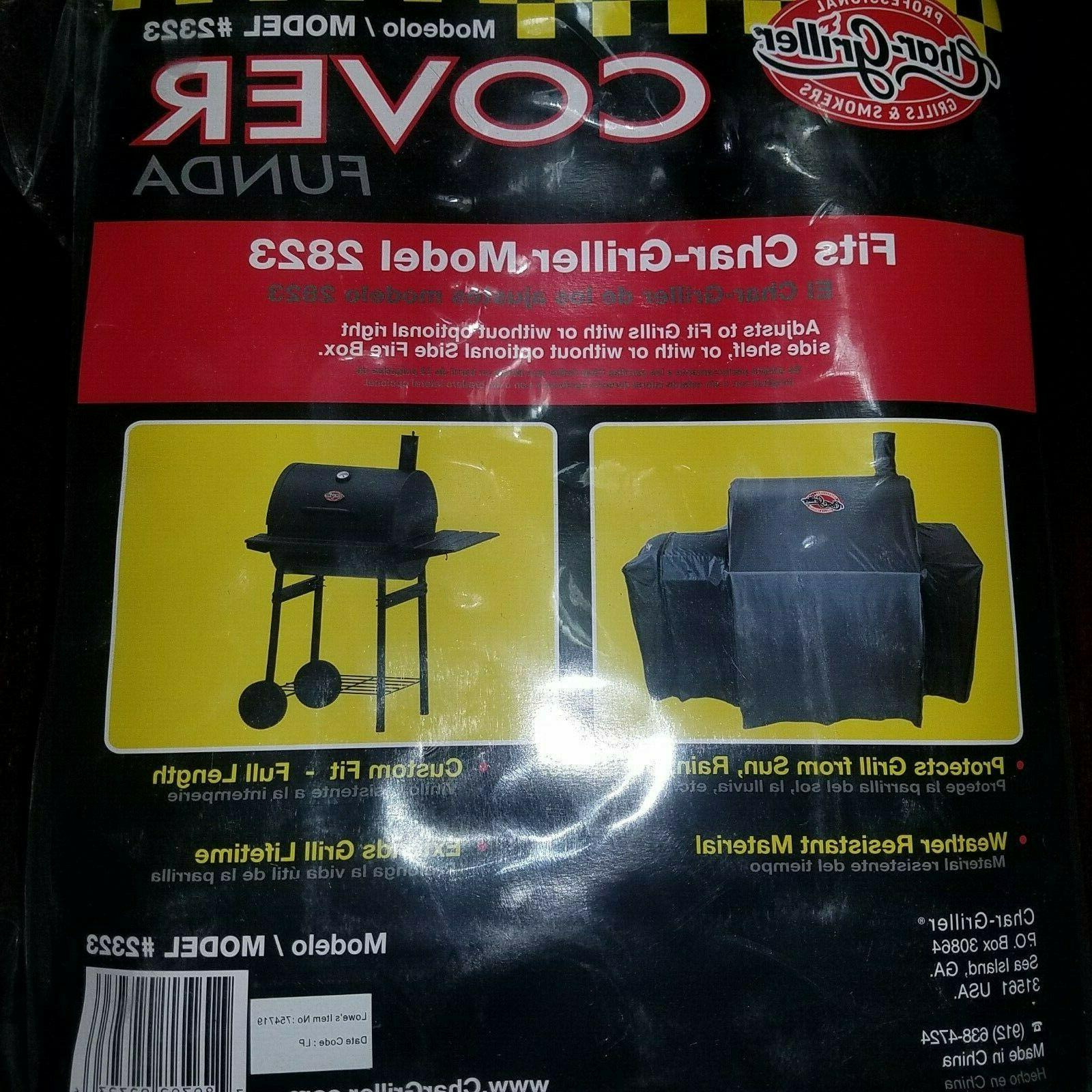 char griller grills and smokers model chargriller