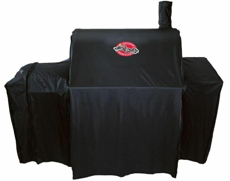 Char Griller Model# 1624 Smokin' Champ Charcoal Grill Cover