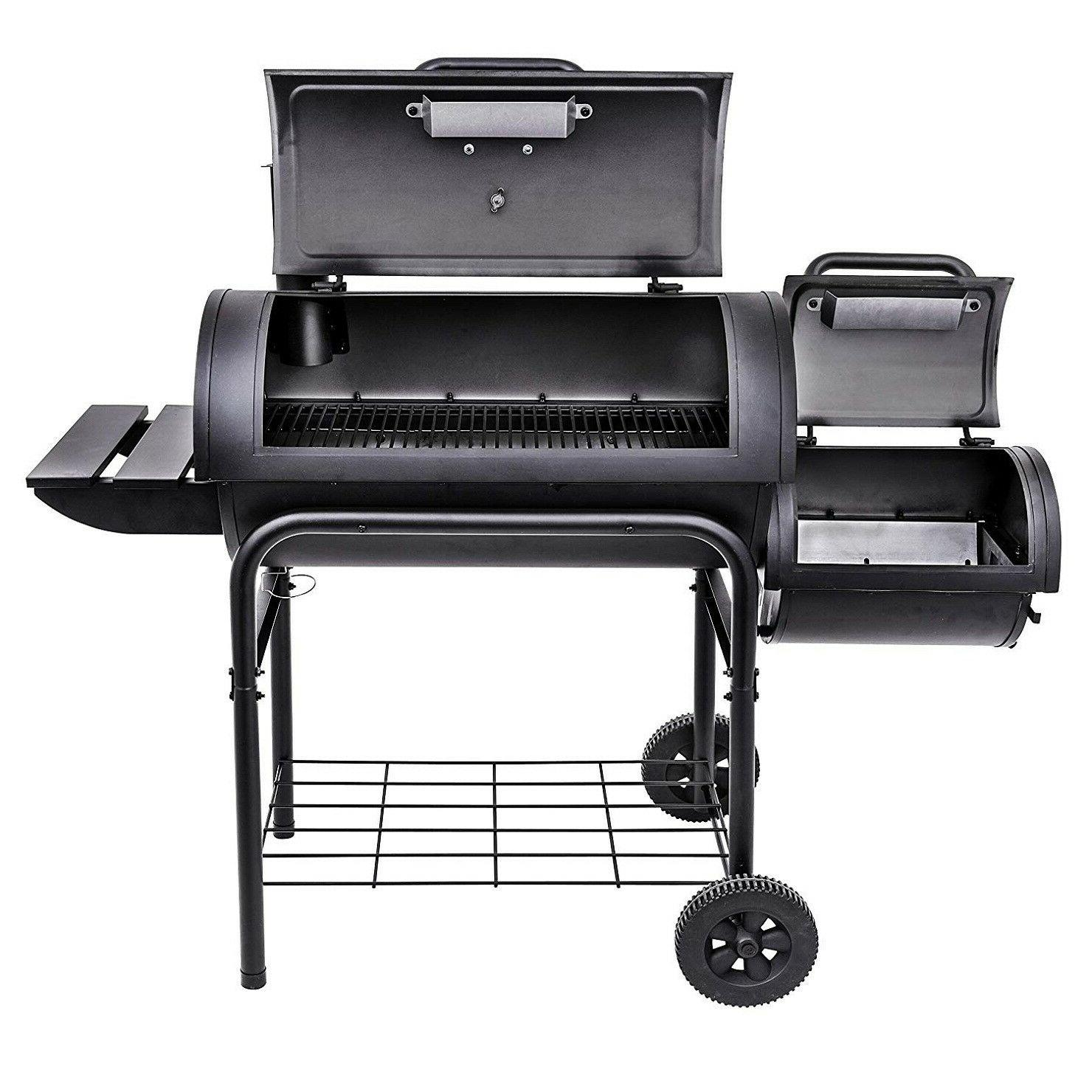 charbroil offset smoker 30