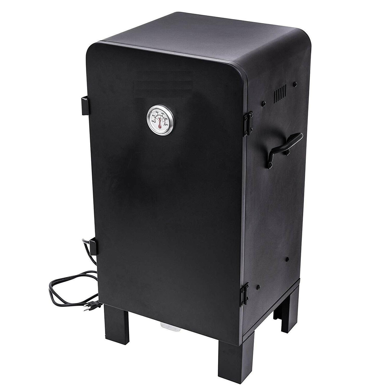 charbroll analog electric smoker