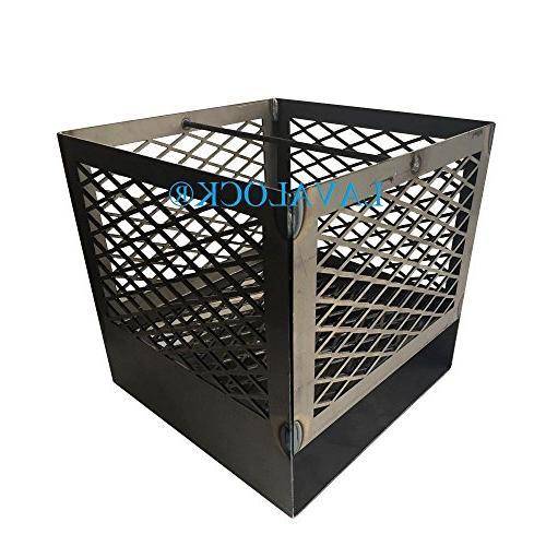 charcoal basket uds ugly drum
