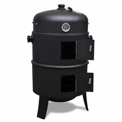 Charcoal Outdoor Cooker Backyard