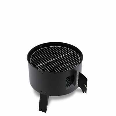 Charcoal Smoker Outdoor Cooker Backyard Patio
