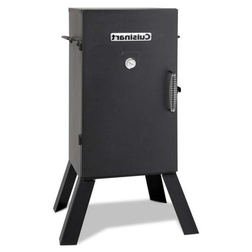 cos 330 electric smoker black