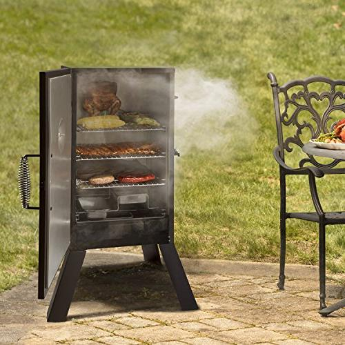 Cuisinart Electric Smoker, Black