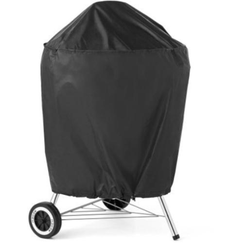 "Expert Grill Cover Kettle Smoker All PVC Strong 30"" Inch Black"