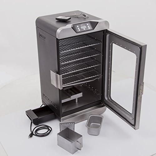 Char-Broil Deluxe Digital Electric Smoker, 725 Inch