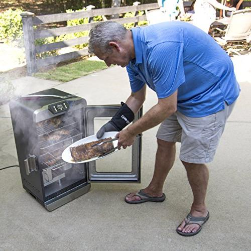 Char-Broil Deluxe Digital Electric Smoker,