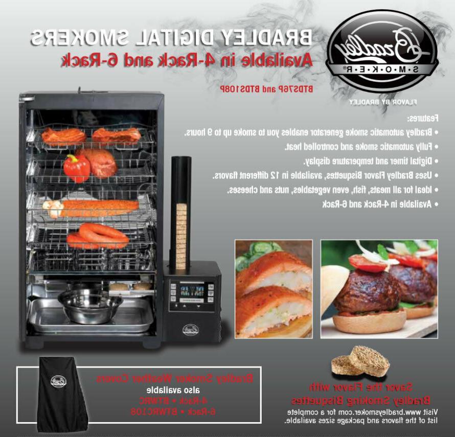 Bradley Smoker Rack / Food